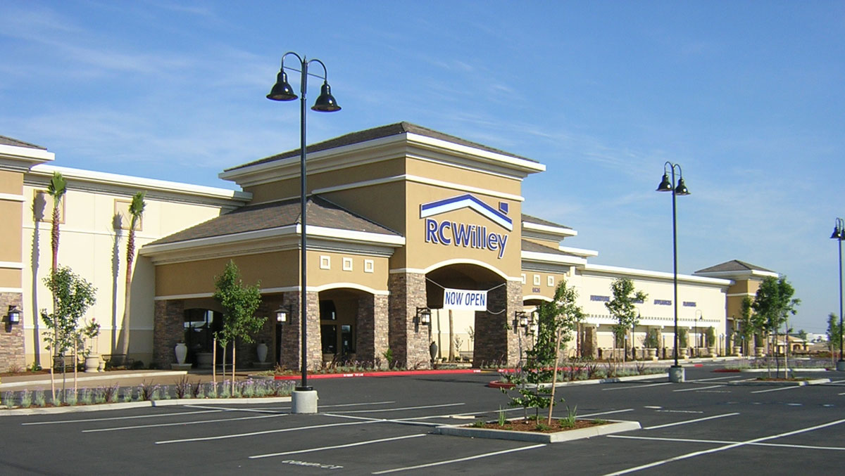 Rc Willey Store Deacon Corp